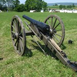 Civil War Cannon Carriage