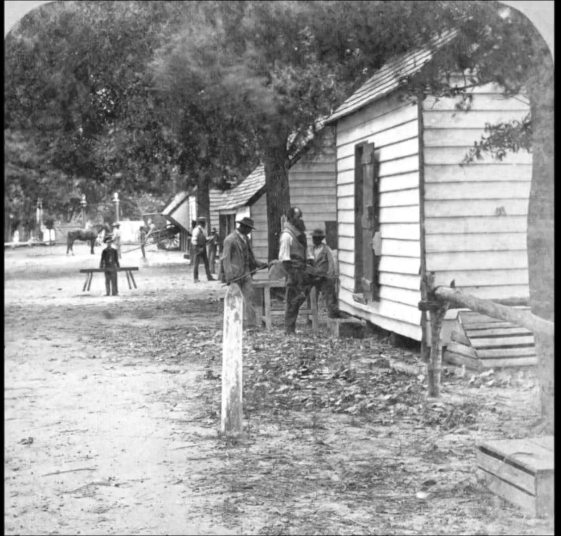 Rare Photos of Slaves in South Carolina From the 1850s1860s_04