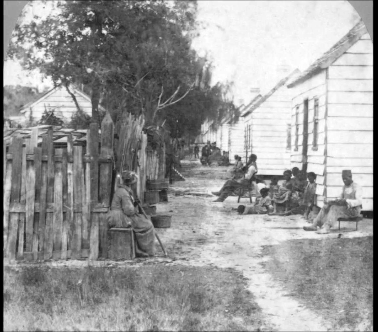 Rare Photos of Slaves in South Carolina From the 1850s1860s_05